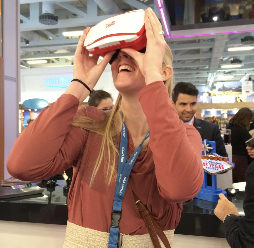 Virtual Reality Vegas
