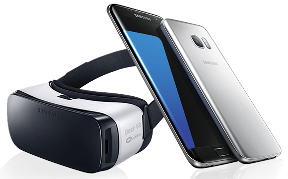 S7 Gear VR Promotion
