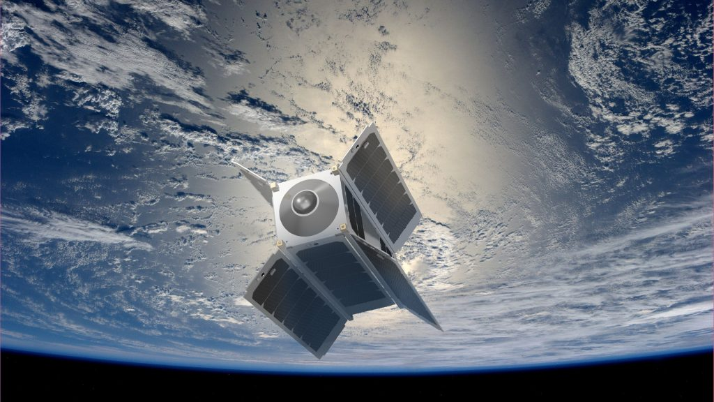 Space travel with VR: the planned satellite by SpaceVR