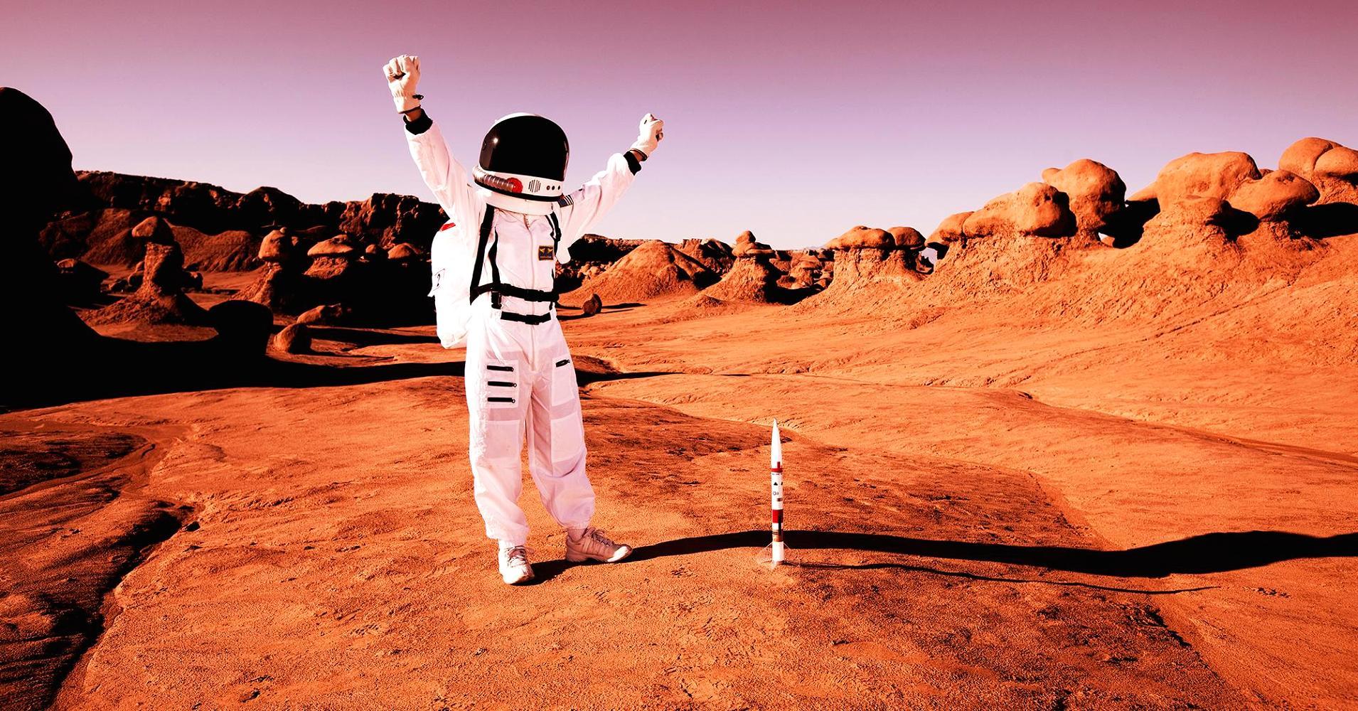 Mars 2117 in VR